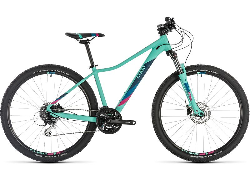 "Cube Access WS EXC 27.5"" mint - Dame MTB - 2019"