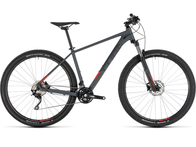 "Cube Attention 27.5"" koks - MTB - 2019"