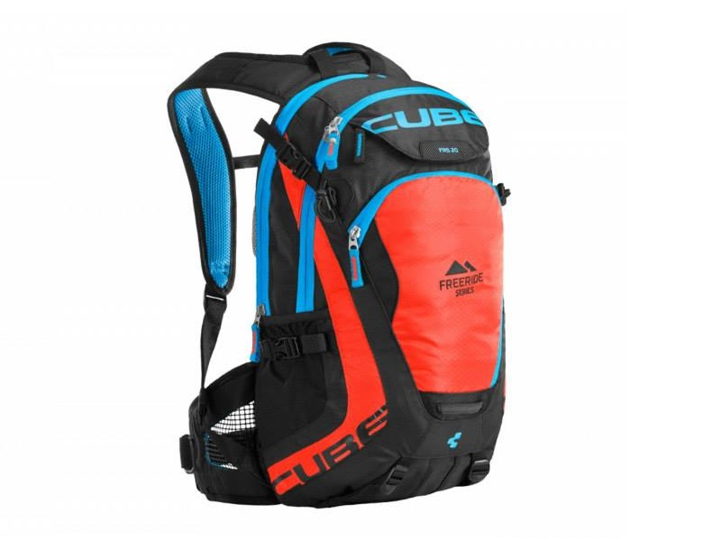 Cube Freeride Backpack Rygsæk, 20L