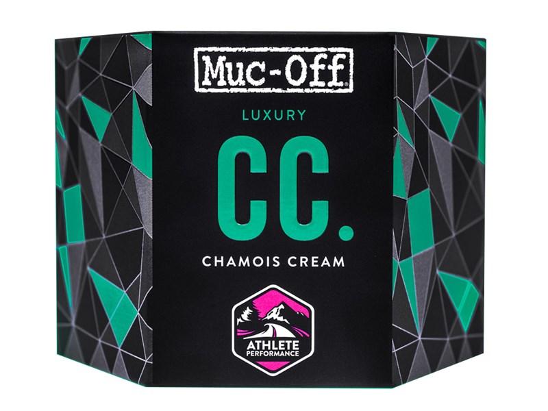Muc-Off Luxury Chamois Cream Buksefedt, 250ml