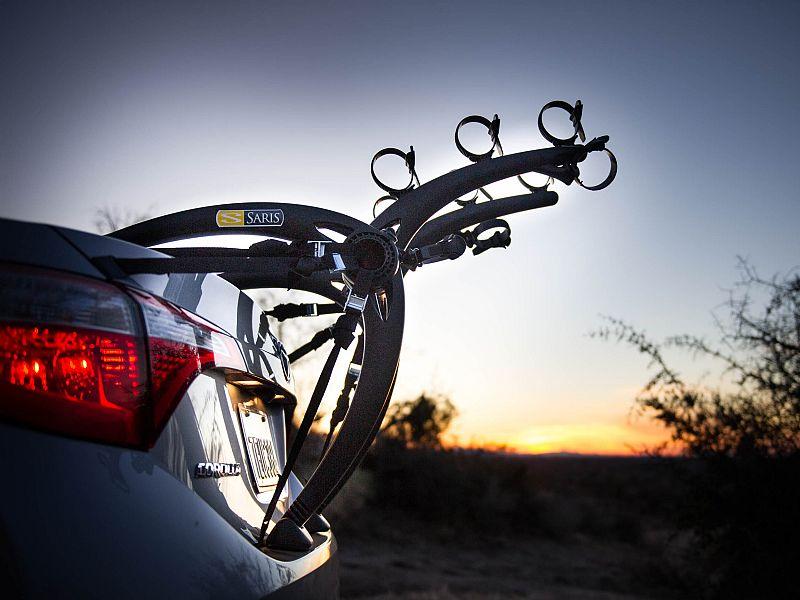Saris Bones Bagklap Cykelholder, 2 Cykler