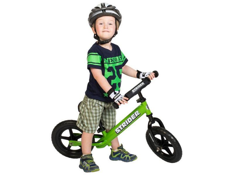 """Strider Sport 12"""" grøn - Løbecykel - 2019"""