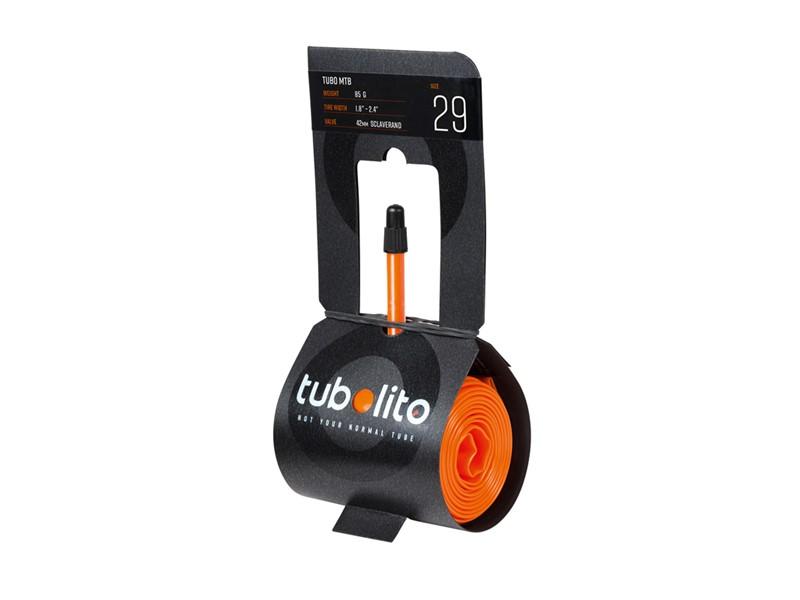 Tubolito Tube-MTB 29 x 1.80-2.40 Cykelslange, 42mm Racerventil