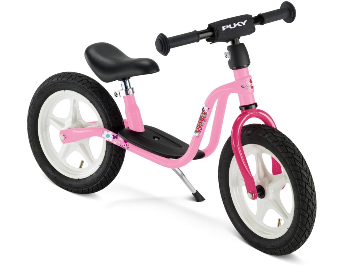 Puky LR 1L fra 90 cm Løbecykel, Rosé/Pink | løbecykel og løbehjul
