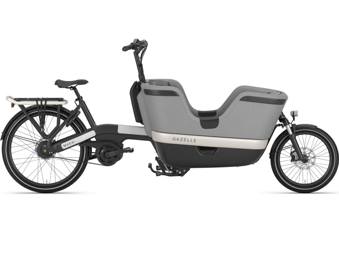Gazelle - Makki Load   el-cykel
