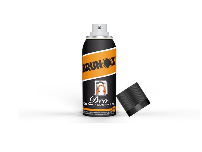 Brunox - 100   rengøring og smøremidler