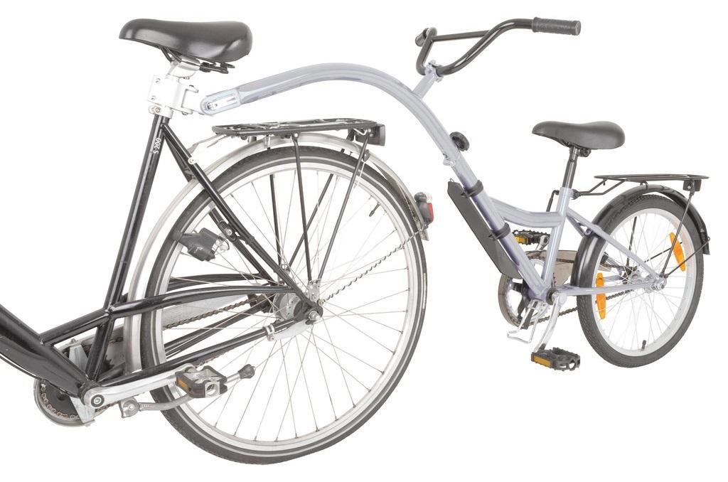 """Winora RH 20"""" Blue - Efterløber - 2021   bike trailer"""