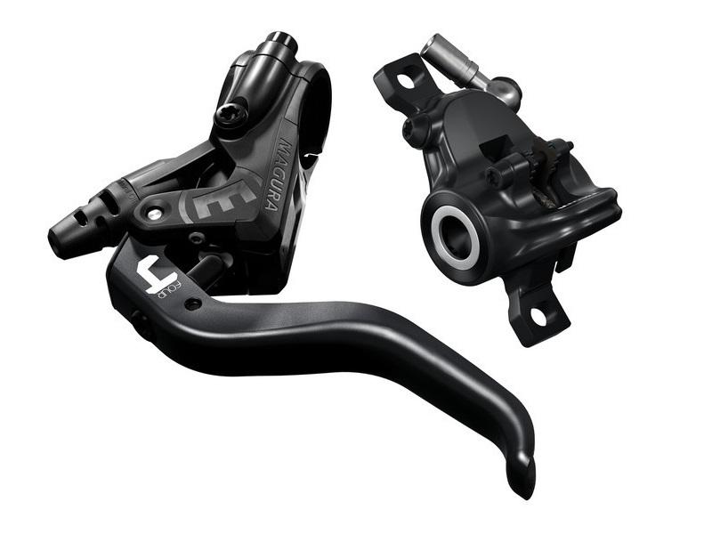 Magura MT4 Bremsesæt | bremseklo og kaliber