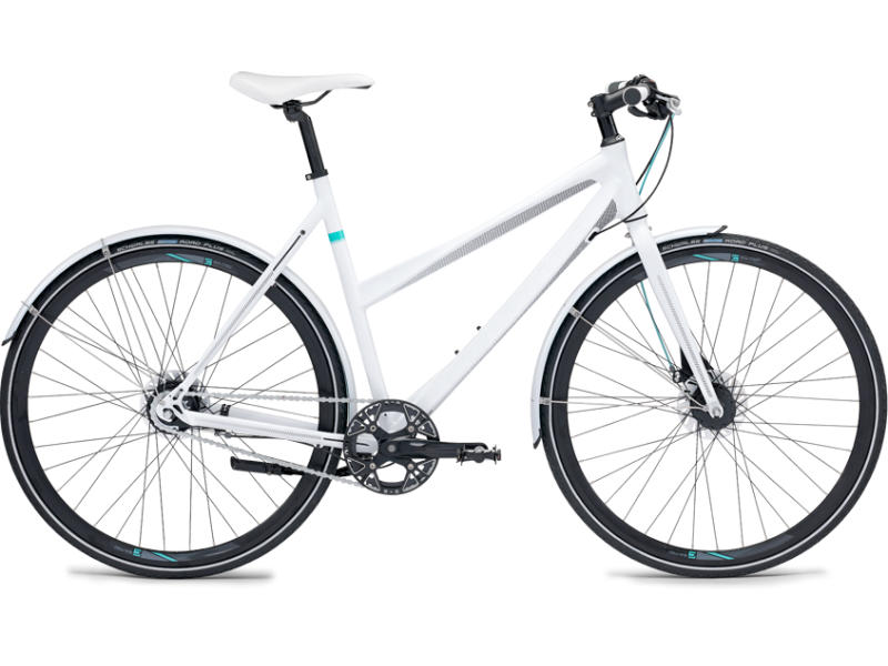 Cultima RX 7 White - Damecykel - 2020 | city bike