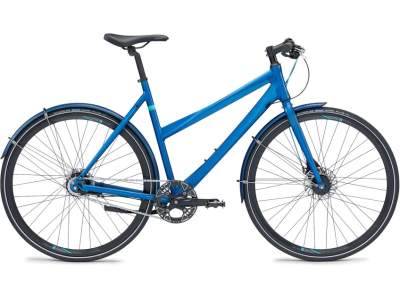 Cultima RX 7 Blue - Damecykel - 2020 | city bike