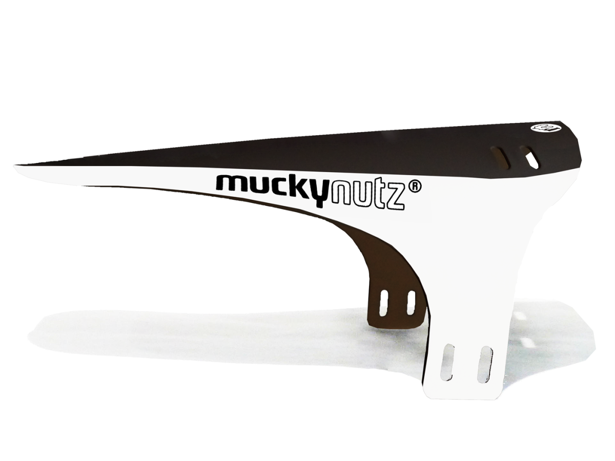 Mucky Nutz Face Fender Forskærm, Black/Blue | mudguard