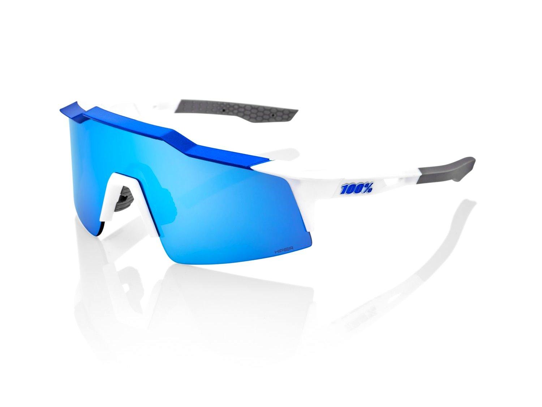 100% SpeedCraft SL Solbriller, Matte White | cykelbrille