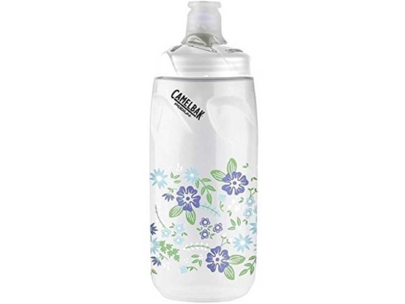 CamelBak Flaske Podium - Clear Carbon 620ml | drikkedunk
