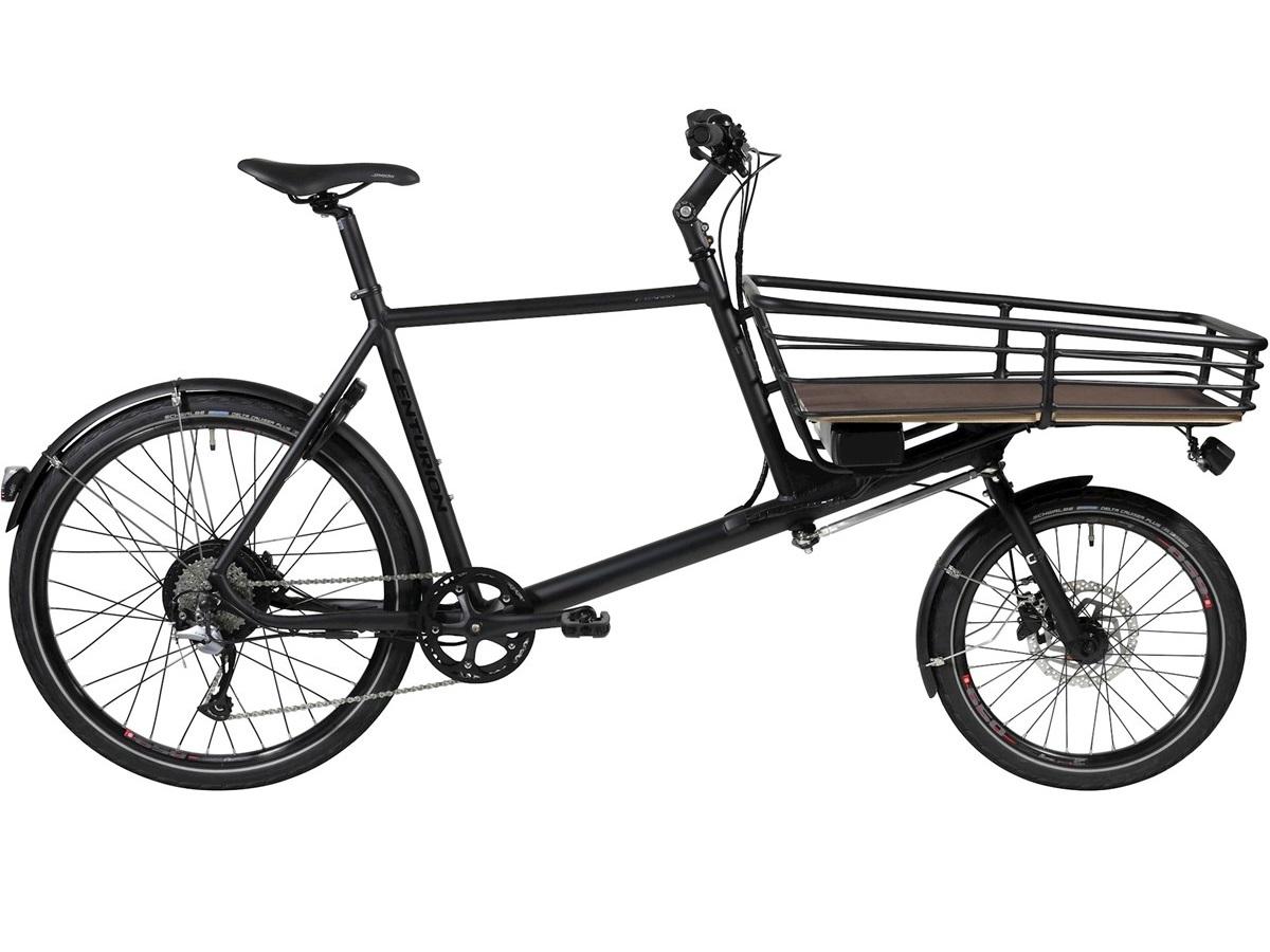 Centurion Challenger E-Cargo | cargo bike