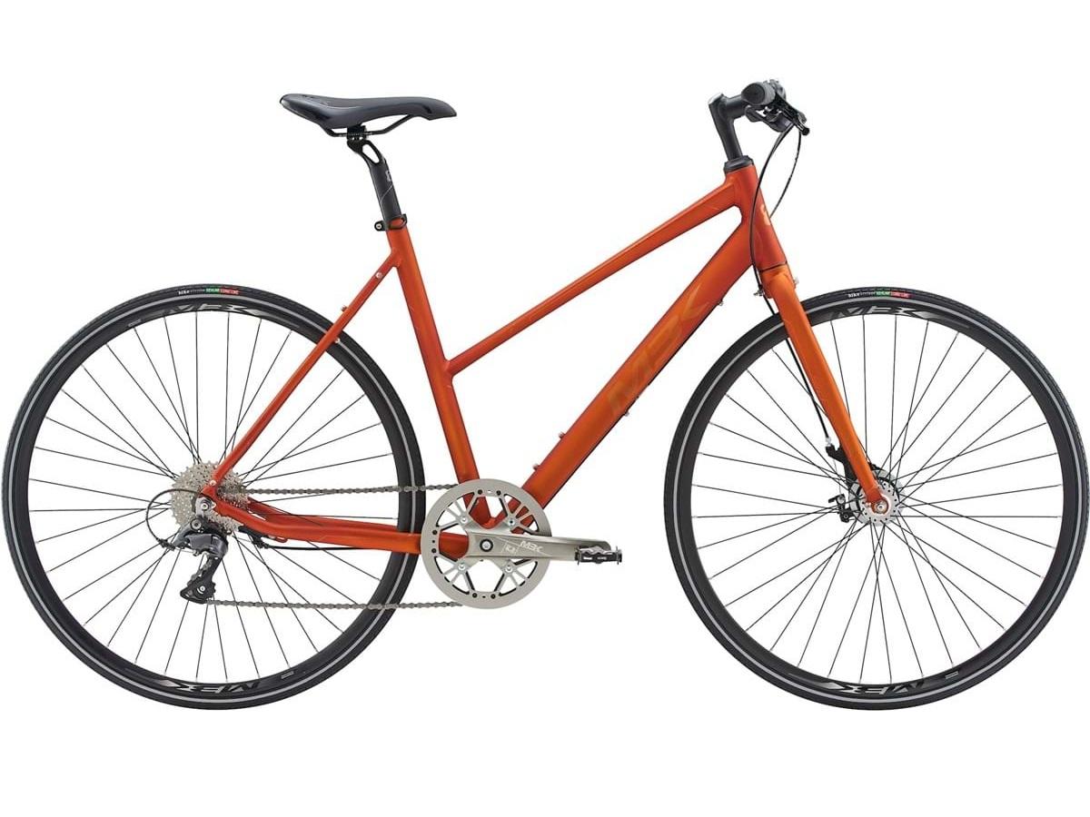 MBK Octane Plus HR 58cm Mat olive green N7 | city bike