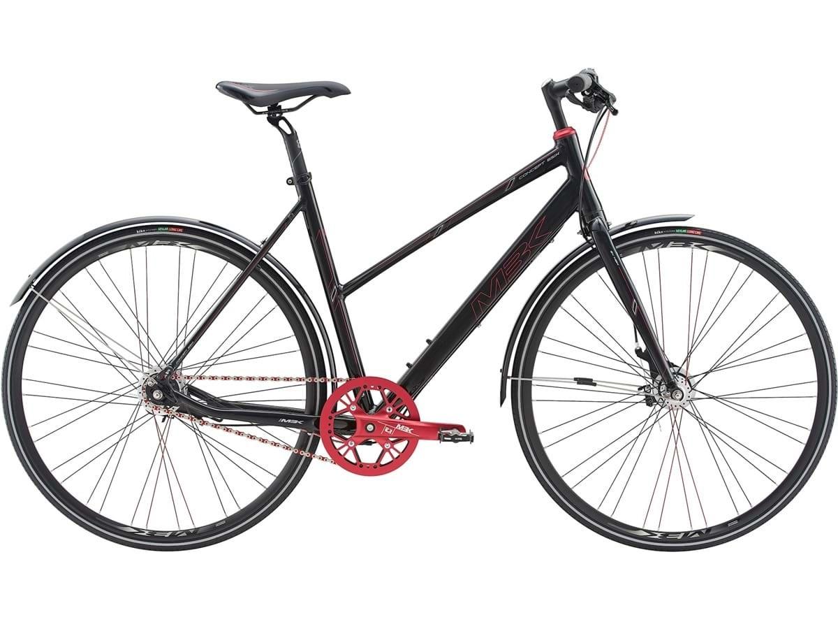 mbk Concept 6Six Dame 2019 - sort | city bike