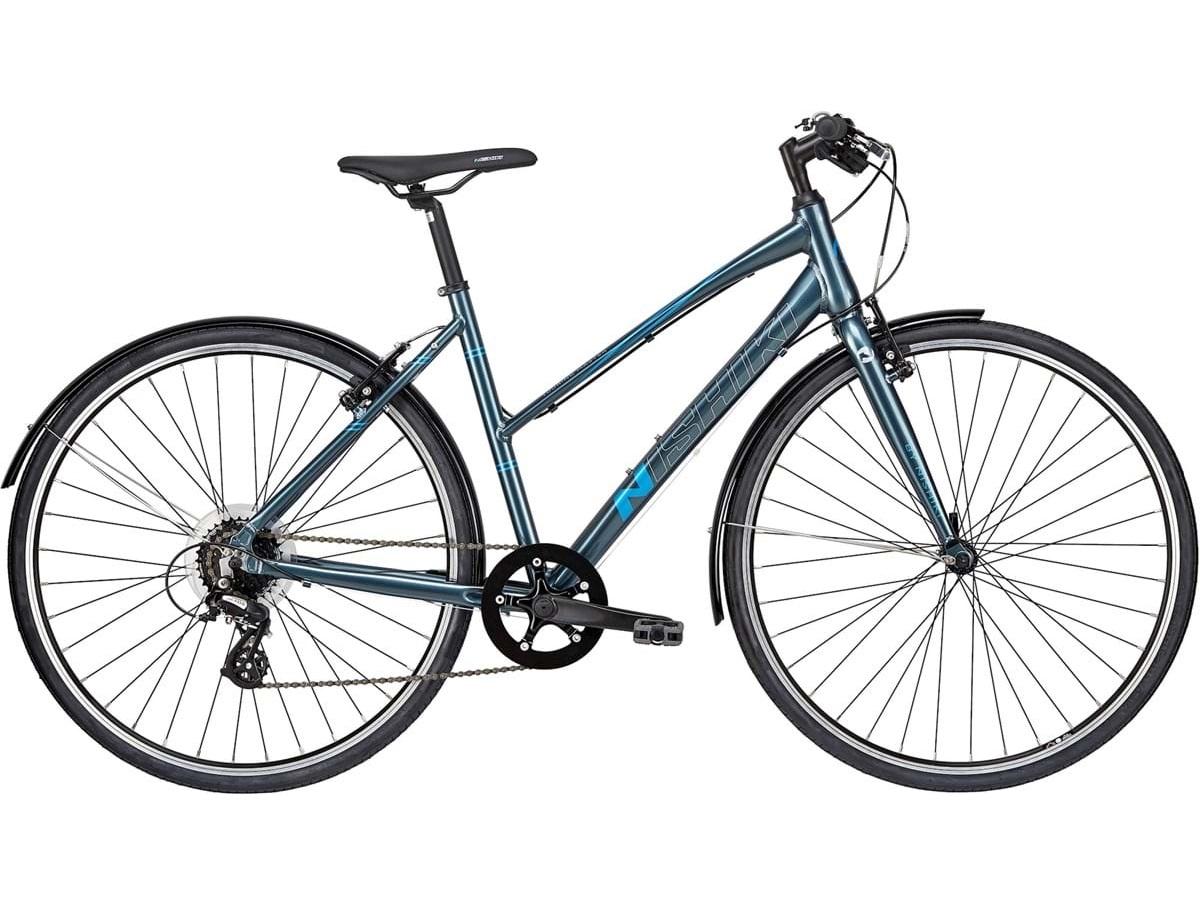 Nishiki Touring Master Dame 7g 2021 - Orange | city-cykel