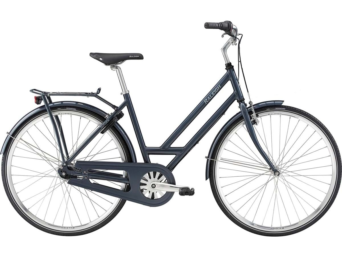 Raleigh Sussex City 7g Dame 2020 - Sort | city-cykel