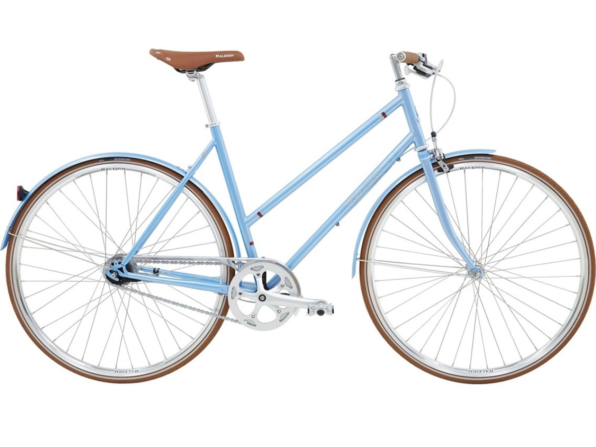 Raleigh Kent 3g Herre 2020 - Sort | city-cykel