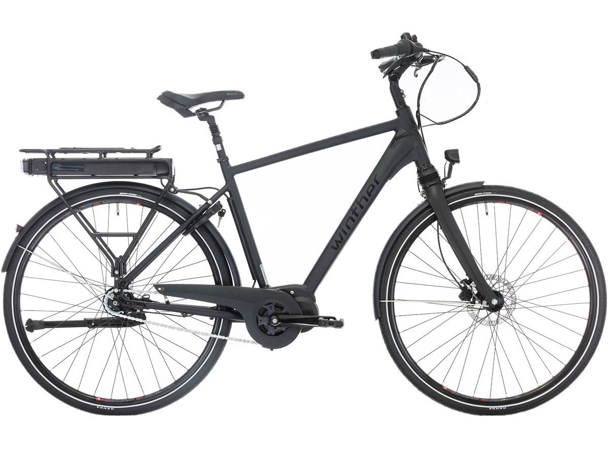 Winther - Superbe 3   el-cykel