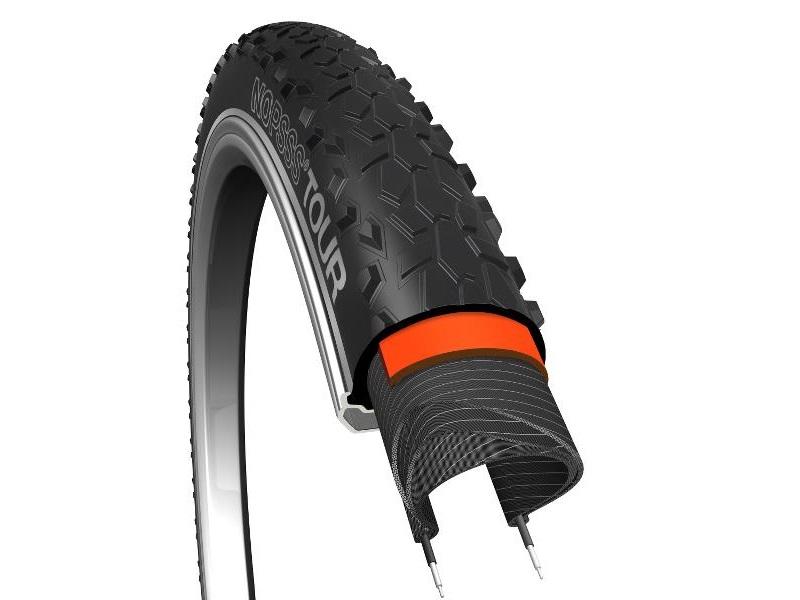 Bike Partner No Pssss Tour Cykeldæk, 26x1.75 (47-559) | tyres