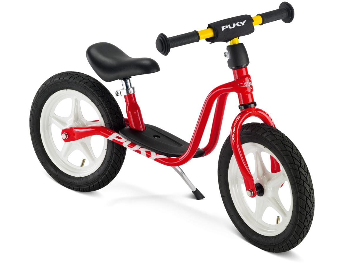 Puky LR 1 fra 90cm Løbecykel, Red | løbecykel og løbehjul